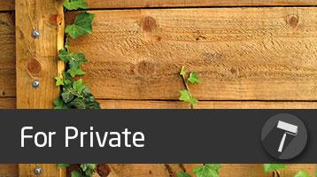 Boracol til privatbrug til imprægnering af træ og murværk